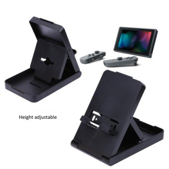 Compact Collapsible Portable Play Stand Bracket Holder for Nintendo Switch - intl - 3