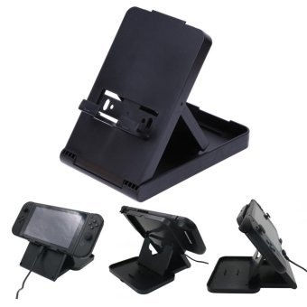 Compact Collapsible Portable Play Stand Bracket Holder for Nintendo Switch - intl - 4
