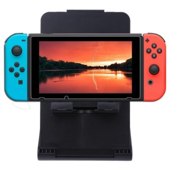 Compact Collapsible Portable Play Stand Bracket Holder for Nintendo Switch - intl - 2
