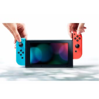 Harga Nintendo Switch with Blue-Red Joy-Con (Local Set)