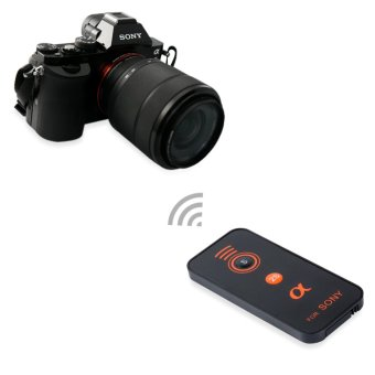 Harga Neewer IR Wireless Shutter Release Remote Control for Sony Alpha Series