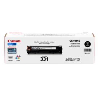 Harga Canon 331 Black Original Toner Cartridge