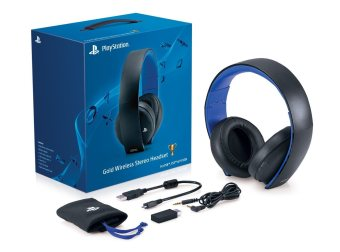 Harga PlayStation Gold Wireless Stereo Headset