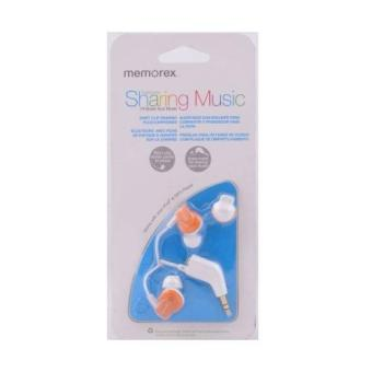 Harga Memorex IE350 In-Ear Headphones