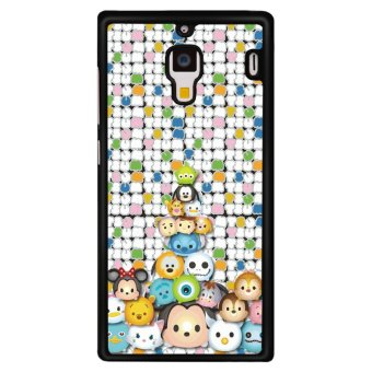 Harga Y&M Cell Phone Case For XiaoMi RedMi 1S Cute Animal Cartoon Pattern Cover (Multicolor)