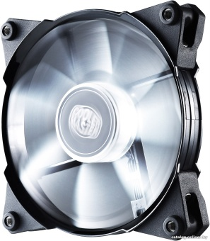 Harga Cooler Master JetFlo 120 White LED 12cm Fan