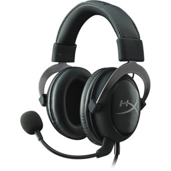Harga Kingston Hyper X Cloud 2 Gaming Headset (Gunmetal)