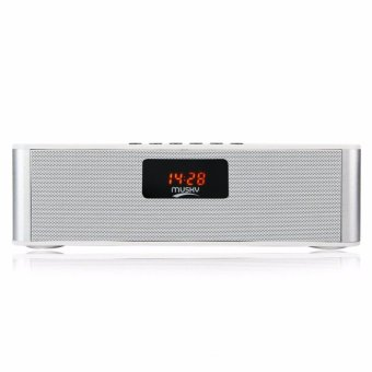 Harga MUSKY DY21L Multimedia Mini HIFI V4.0 Wireless Bluetooth Speaker+ Stereo FM AUX Super Bass - intl