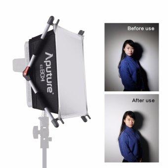 (IMPORT) Aputure Easy EZ Box Diffuser Softbox Aputures Easy Box Diffuser Kit for 672 528 light - 4