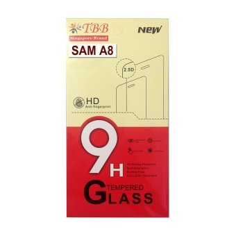 Harga Tempered Glass Screen Protector for Samsung A8
