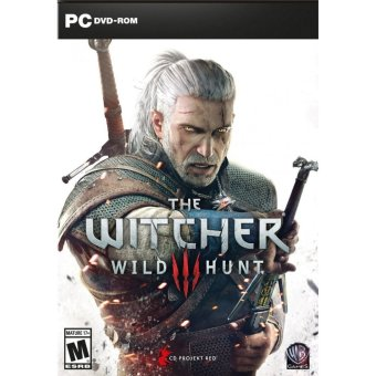 Harga Warner Home Video Games PC The Witcher 3 Wild Hunt