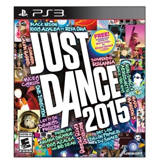 Harga PS3 Just Dance 2015