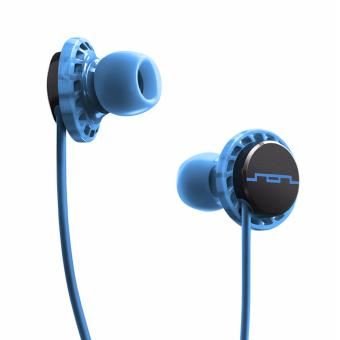 Harga SOL REPUBLIC RELAYS SPORT SINGLE BUTTON In-ear Headphone (HORIZON BLUE)