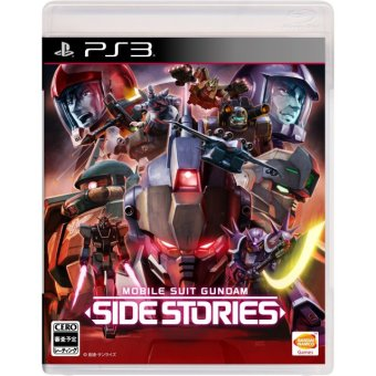 Harga PS3 Mobile Suit Gundam Side Stories ASIA