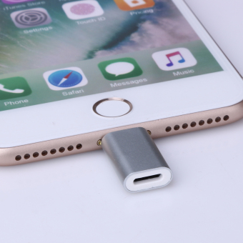 Magnetic Adapter Charger USB charging Cable For Apple iPhone 6/ 6S Plus (Silver) - intl - 3