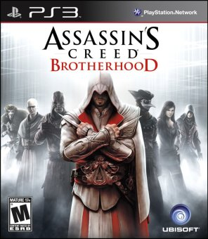 Harga PS3 Assassin's Creed Brotherhood
