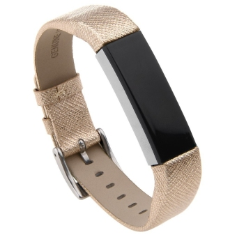 HR Red Source Miimall Genuine Leather Wrist Strap Replacement Replacement Watch Band for .