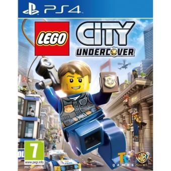 Harga PS4 LEGO City Undercover (R2)