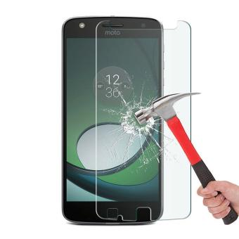 Harga 9H HD Clear Tempered Glass Screen Protector Film For Motorola MOTO Z Play - intl