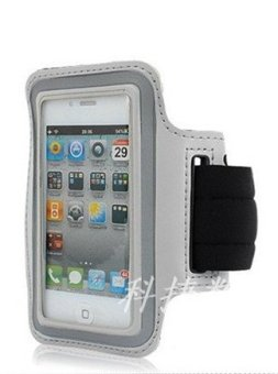 Outdoor sports arm band mobile phone arm band bag samsung i9500 arm bag arm package running mobile phone arm sleeve