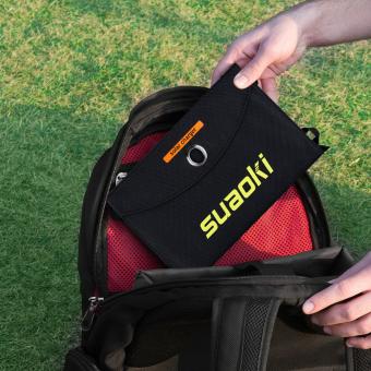 Suaoki 20W Foldable Dual-Port Solar Charger - 2