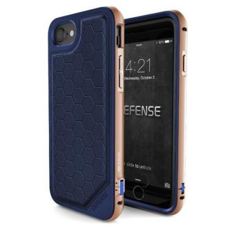 Harga X-Doria case for iPhone 7 Defense Lux Case Blue Gold