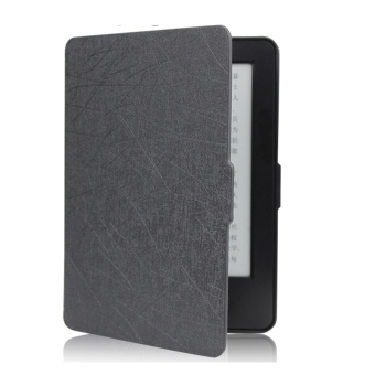 Harga Smart Cover for Amazon Kindle Voyage (Black) - intl
