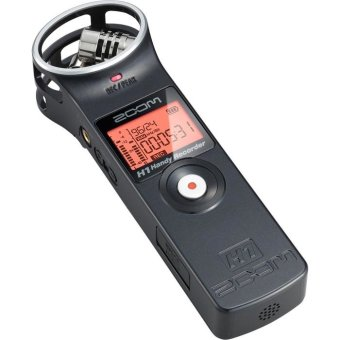 Harga Zoom H1 Handy Portable Audio Recorder