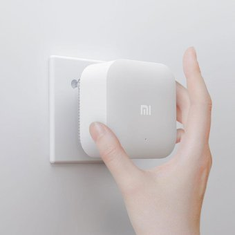 Original Xiaomi Wifi Repeater Electric Power Cat 2.4G Wireless Range Extender Router Access Point 300MPS Signal Amplifier - intl - 2