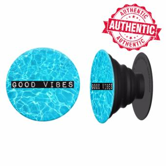Harga PopSockets Anti-drop grip for Smartphone (Good Vibes)