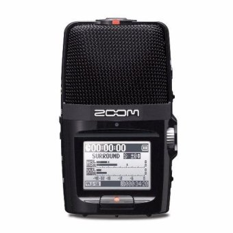 Harga Zoom H2n Portable Handy Recorder (Singapore Sole Authorized Distributor)