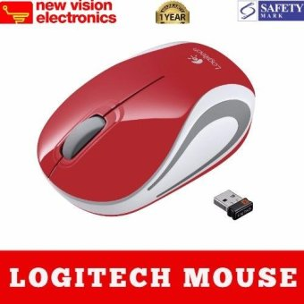 Logitech wireless mini mouse.Model :M187.PSB Safety Mark Approved.3 year warranty.