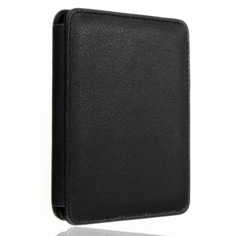 Harga PU Leather Cover Case Stand For 5'' KOBO MINI eReader Black - intl