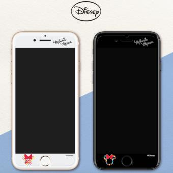 Bling Gling Disney Minnie Candy 9H Tempered Glass for iPhone 7 - 3