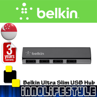 Harga Belkin Ultra Slim Powered 4-Port USB Hub