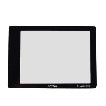 Harga FOTGA Optical Glass LCD Screen Guard Protector For Sony Alpha A7 A7R A7S