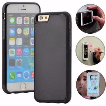 Gadnovate Iphone 7/7s Anti-Gravity Stick Anywhere Case - Black - 2