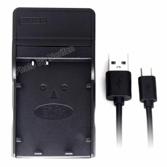 Harga BLN-1 Ultra Slim Ultra Slim USB Charger for Olympus E-M5, E-P5, OM-D E-M1, OM-D E-M5, Pen E-P5 Camera - intl