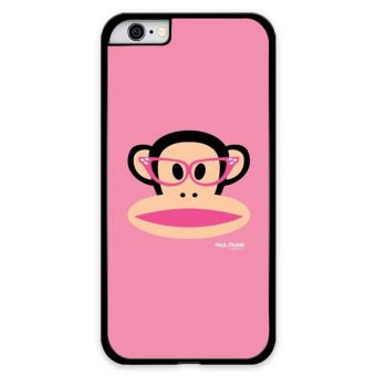 Harga Y&M iPhone 6 Plus Cell Phone Case Pink Monkey Pattern Cover (Multicolor) - intl