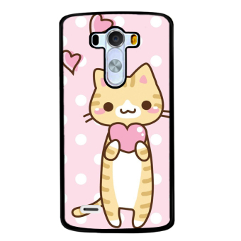 Harga Y&M Cute Lovely Cat Phone Case for LG G5(Multicolor) - intl