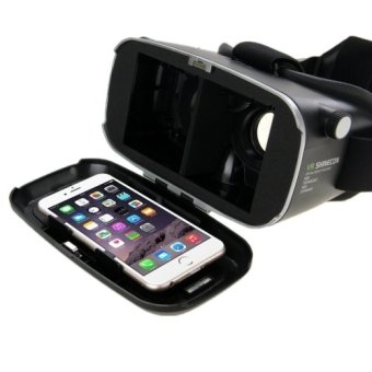 VR SHINECON Virtual Reality 3D Video Glasses(Export) - 4