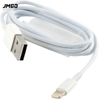 Lightning USB Charging & Data Synchronization Cable For Apple iPhone 5 5s 5c 6 6 plus (3 feet) by JmGO - intl - 5
