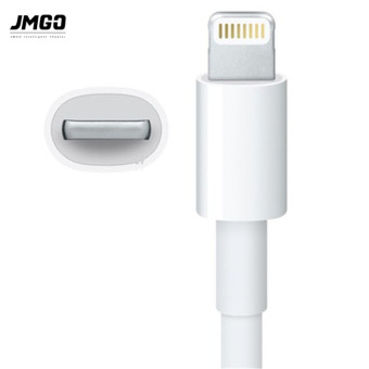 Lightning USB Charging & Data Synchronization Cable For Apple iPhone 5 5s 5c 6 6 plus (3 feet) by JmGO - intl - 3