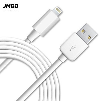 Lightning USB Charging & Data Synchronization Cable For Apple iPhone 5 5s 5c 6 6 plus (3 feet) by JmGO - intl - 4
