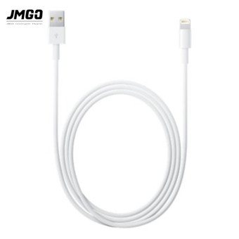 Lightning USB Charging & Data Synchronization Cable For Apple iPhone 5 5s 5c 6 6 plus (3 feet) by JmGO - intl - 2