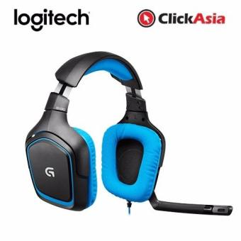 Harga Logitech G430 Surround Sound Gaming Headset (981-000538)