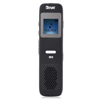 BENJIE S6 1 inch MP3 Music Player Voice Recorder - intl - 3