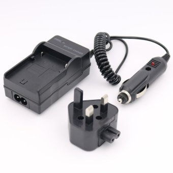 Harga Battery Charger for PANASONIC Lumix DMC-TZ37 DMC-TZ40 DMC-TZ41Digital Camera UK - intl