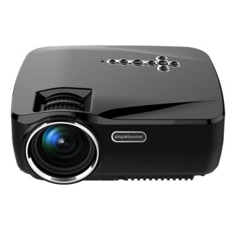 Harga VAKIND GP70UP Projector Home Wireless HD Bluetooth WIFI - intl