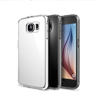 Jettingbuy Ultra-thin Transparent Case For Samsung Galaxy S6 S6 Edge .